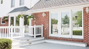 patio doors by Premier Construction of Illinois