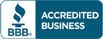 We are a Better Business Bureau Accredited Business with an A+ rating.