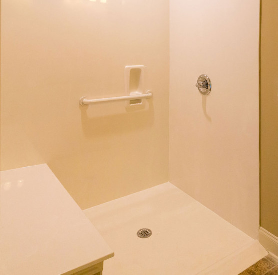 photo of accessible bathroom
