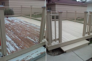 Back-ground-deck-washed-stained
